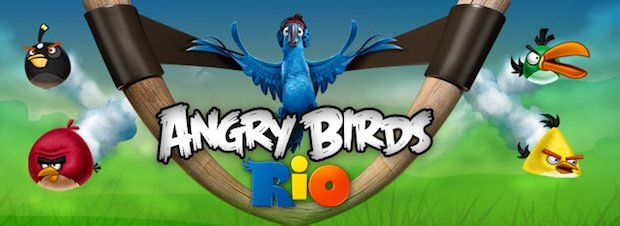Game Centered: Angry Birds_Rio