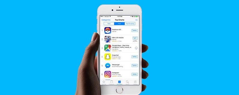 How to Find the Top Free Apps