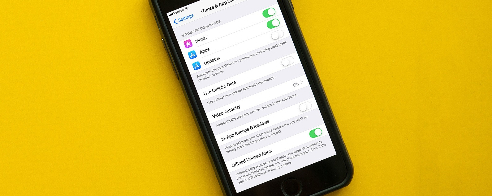How to Disable In-App Ratings & Review Pop-Ups on Your iPhone