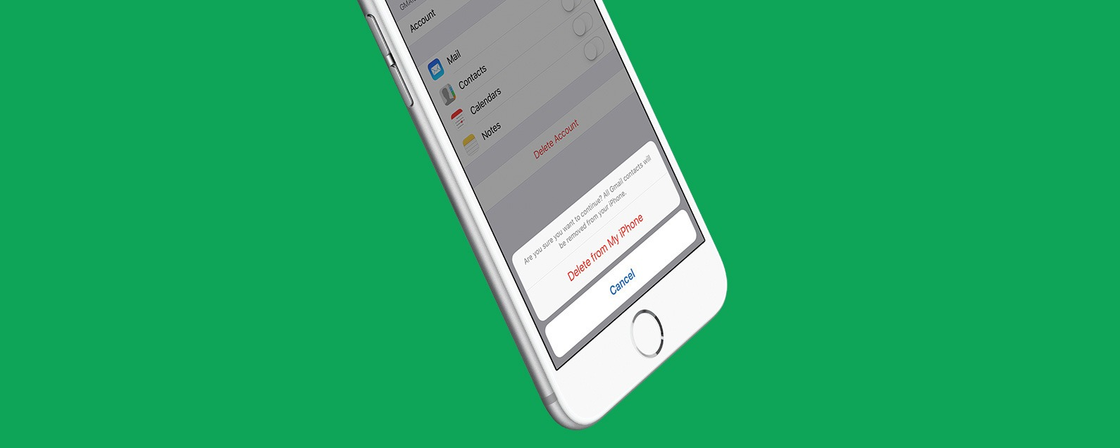 How to Easily Delete All Contacts on iPhone | iPhoneLife com