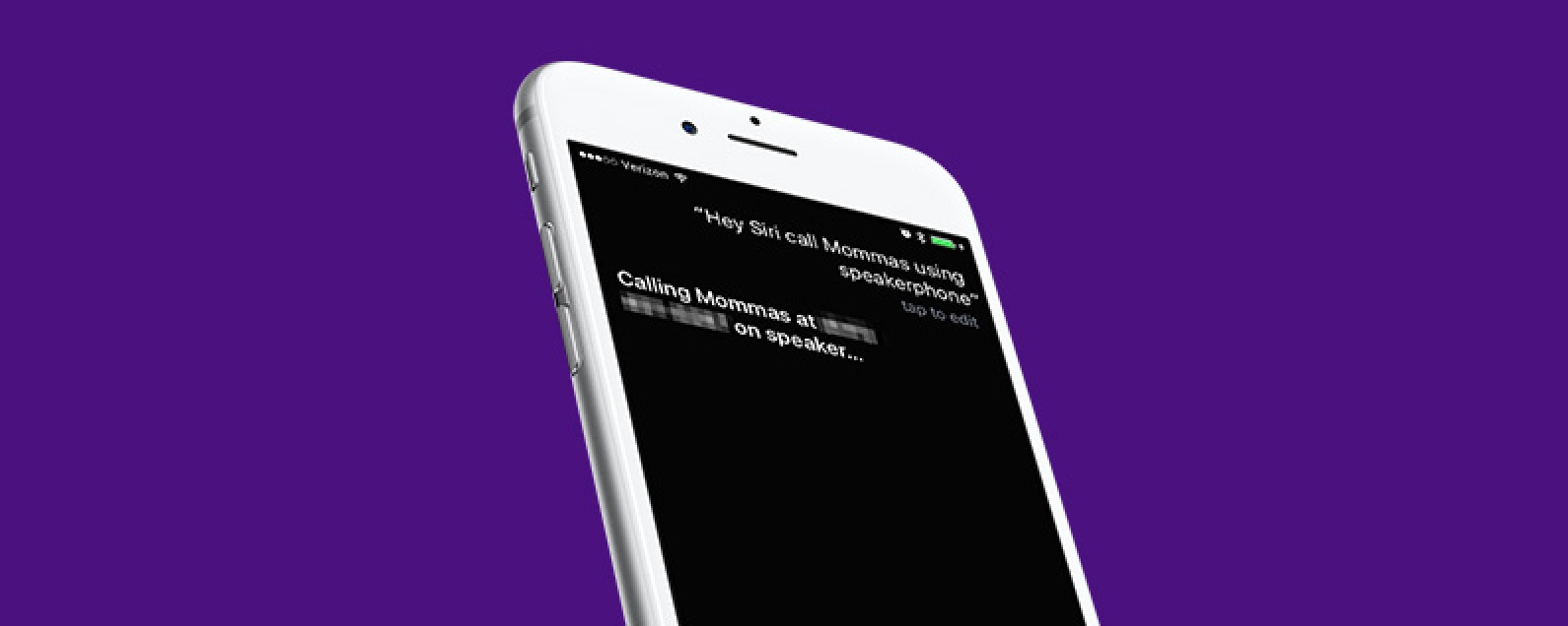 How To Make Speakerphone Calls Using Siri