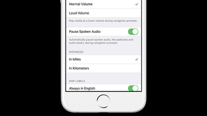 How to Pause Spoken Audio During Navigation Prompts in Apple Maps