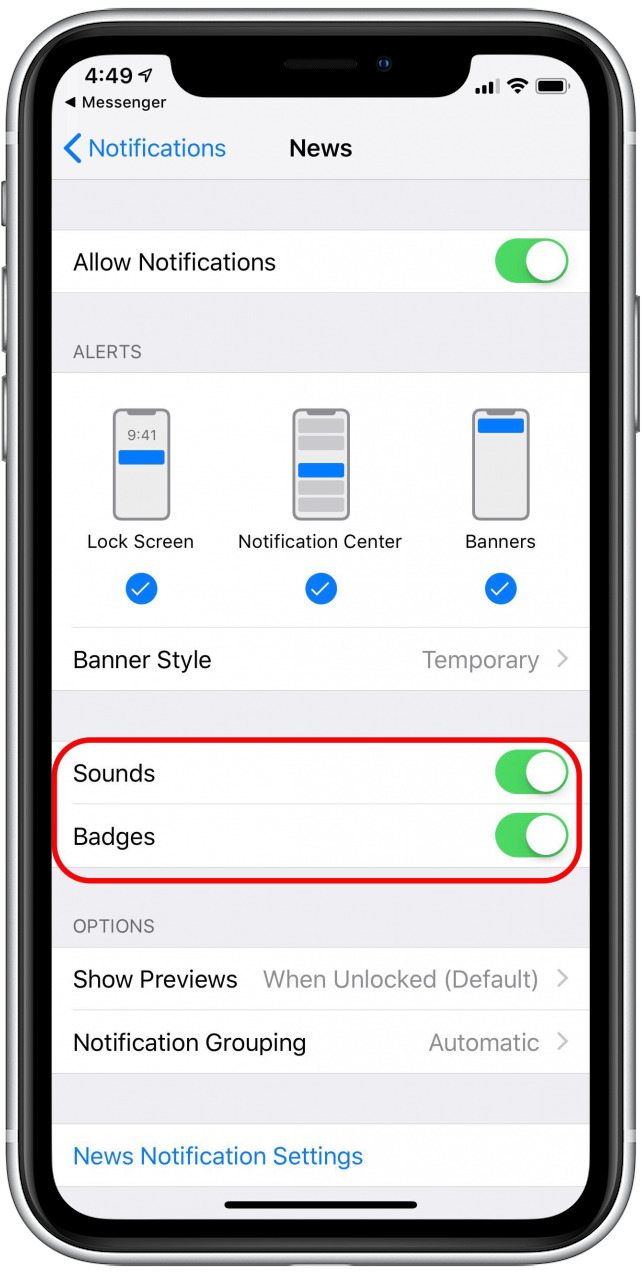 How to Fine-Tune iPhone Notifications on the Lock Screen