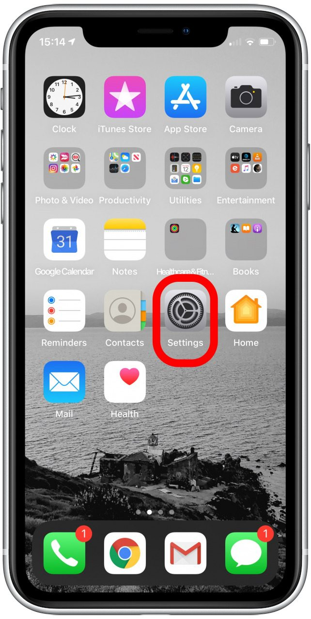 swipe text on iphone