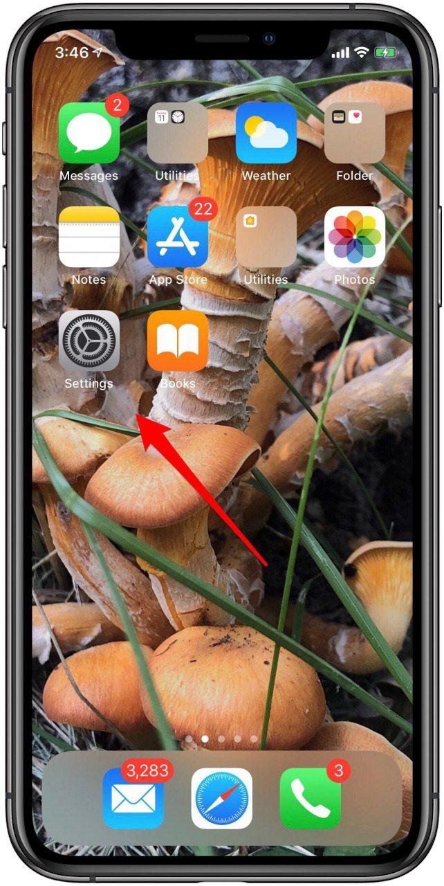 scan qr code iphone