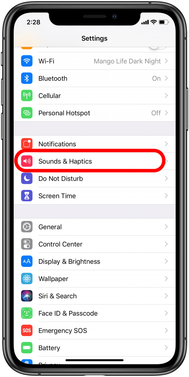how to make a text message ringtone for iphone