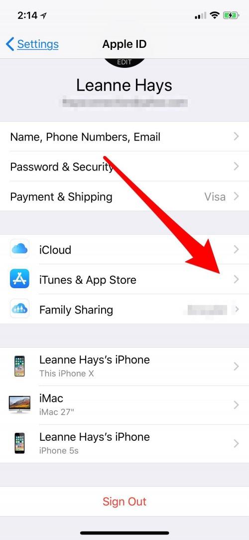 automatic app updates iphone