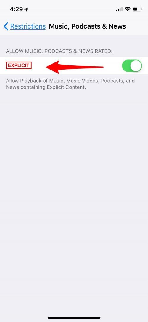 disable apps