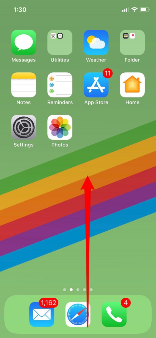 use airplay from control center