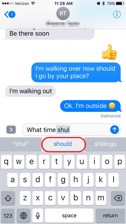 How to Add Words to the iPhone Dictionary & Get Better