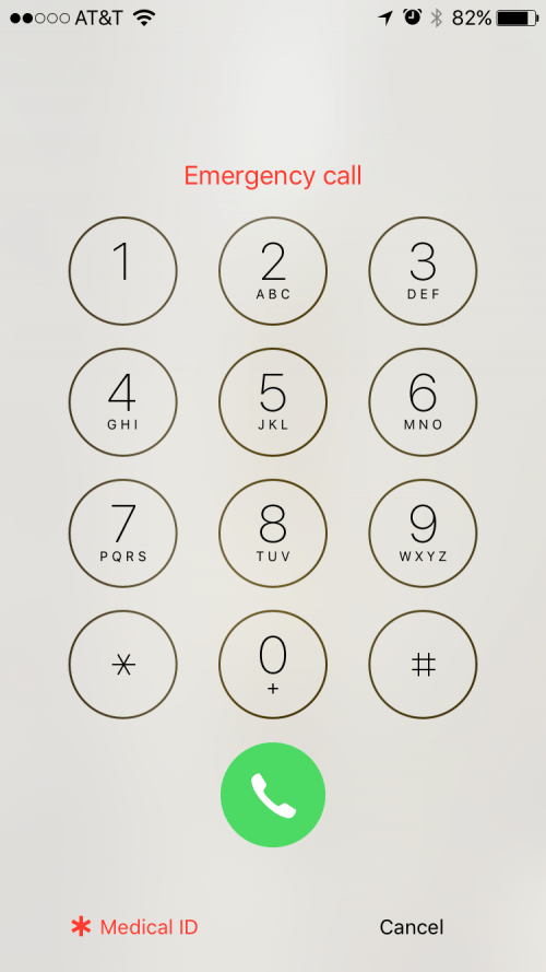 How to Call 911 on a Locked iPhone